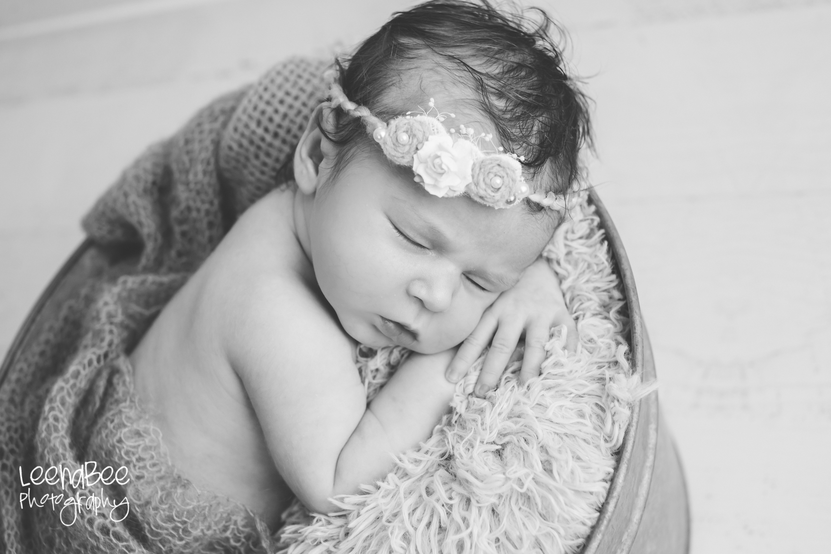 Dublin lifestyle newborn photography-5