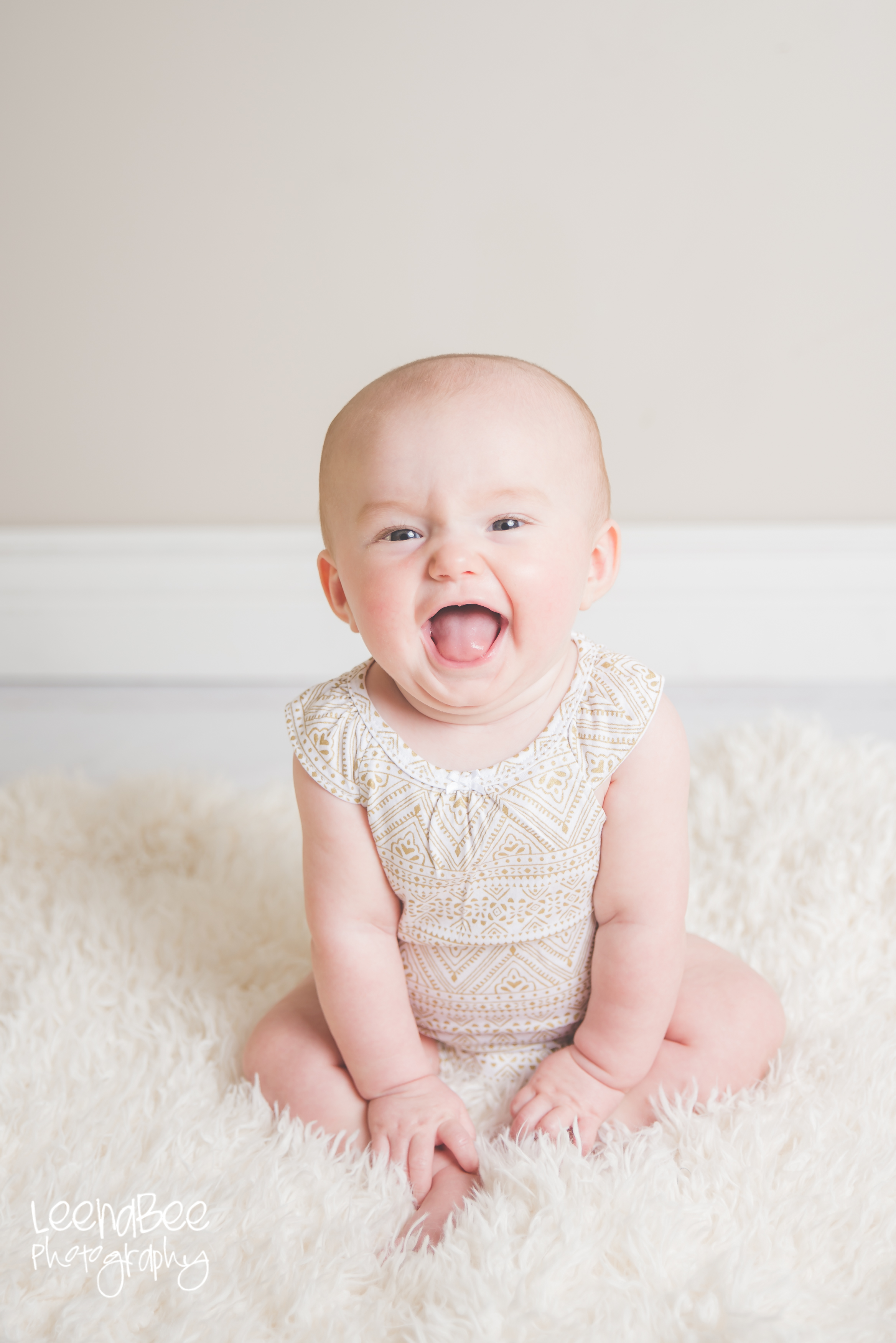 Dublin Ohio 6 month photography milestone-1