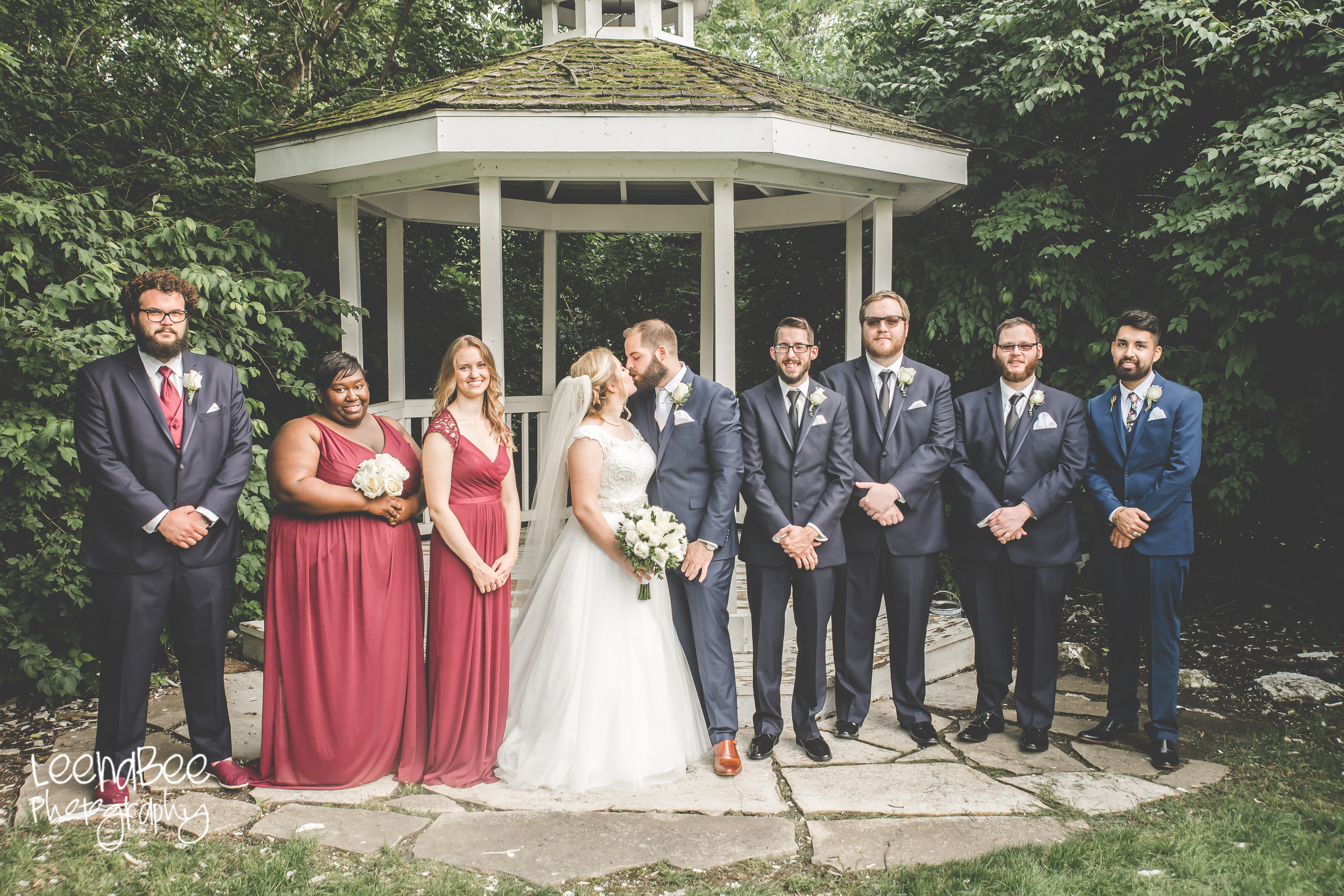 Columbus Ohio Wedding-15