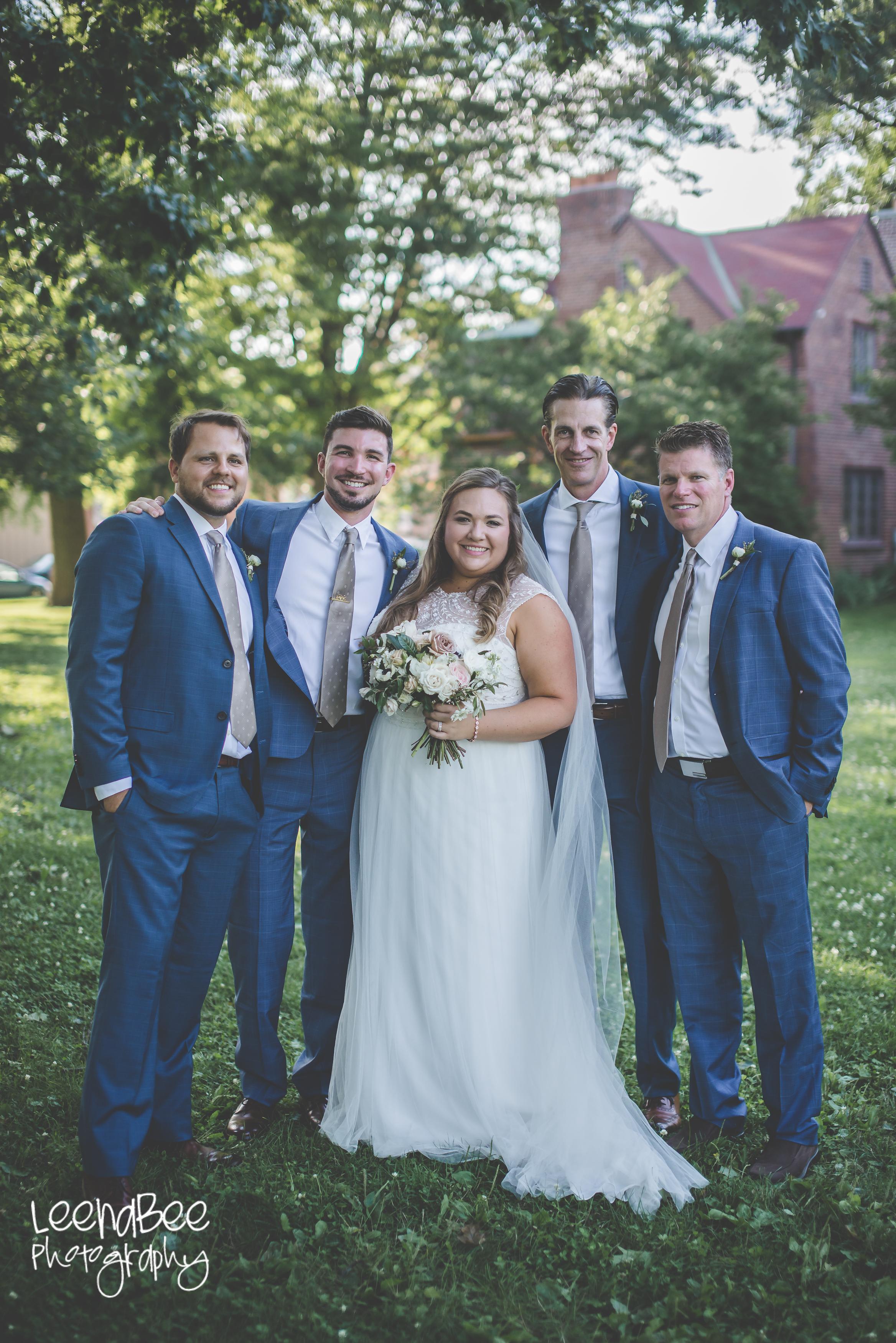Dublin Columbus Wedding Photography-30