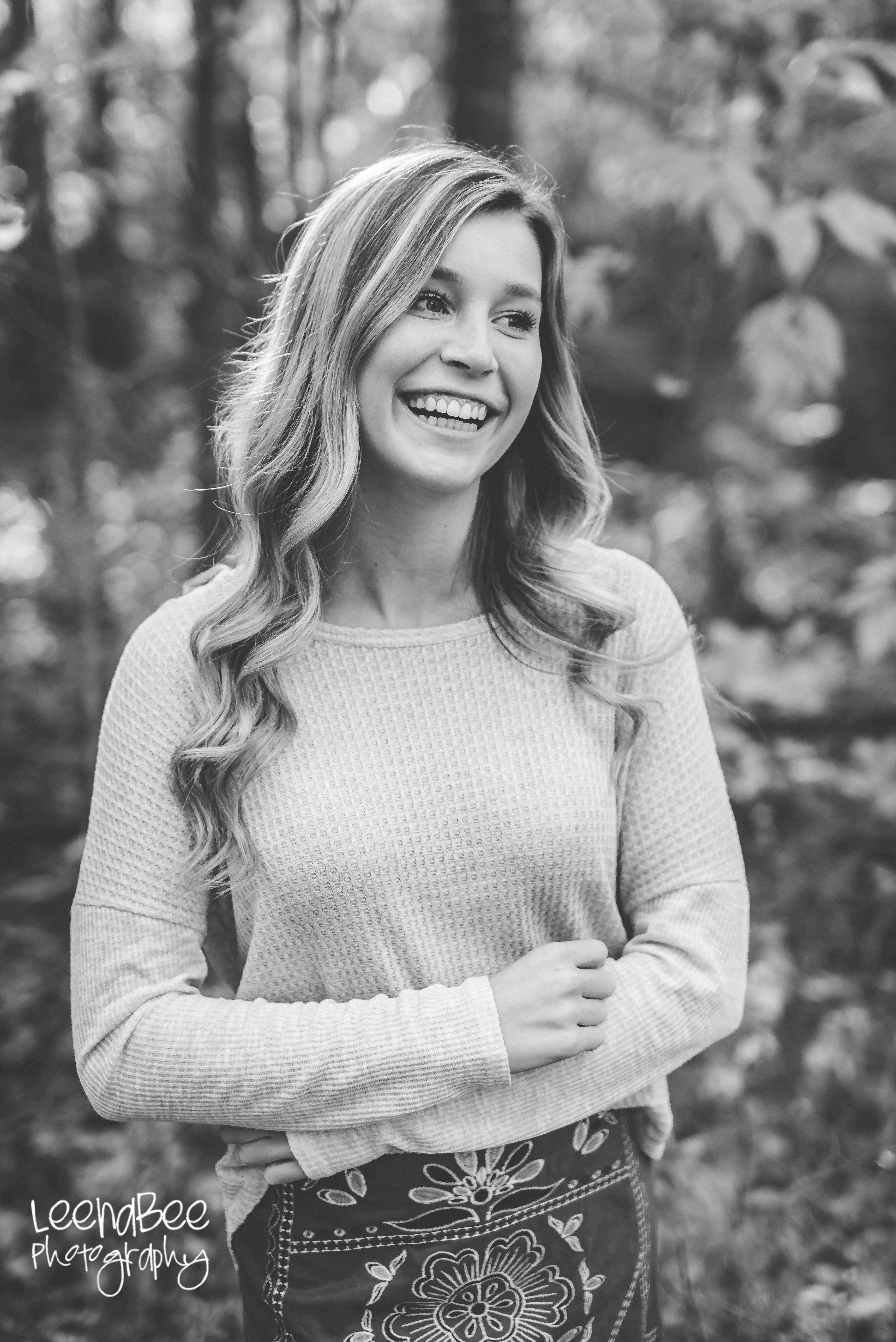 Senior Photography Dublin Ohio Fall-1