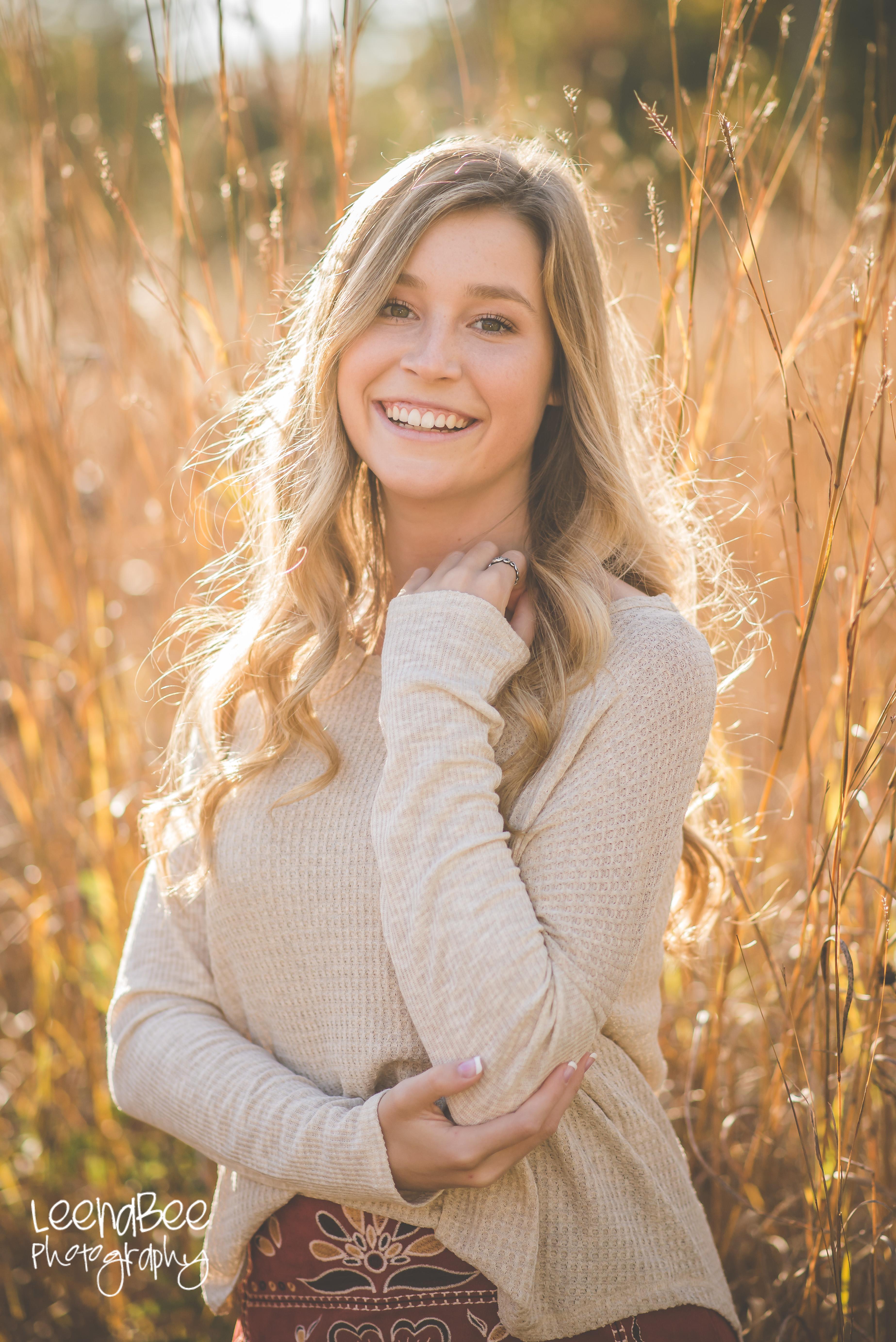 Senior Photography Dublin Ohio Fall-2