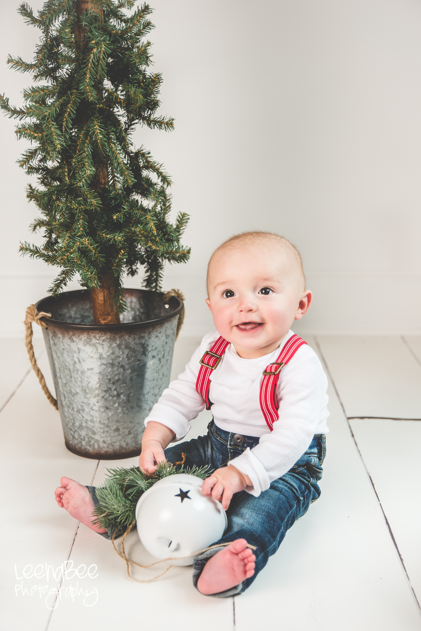Dublin Ohio Christmas Photography Sitter Session-1