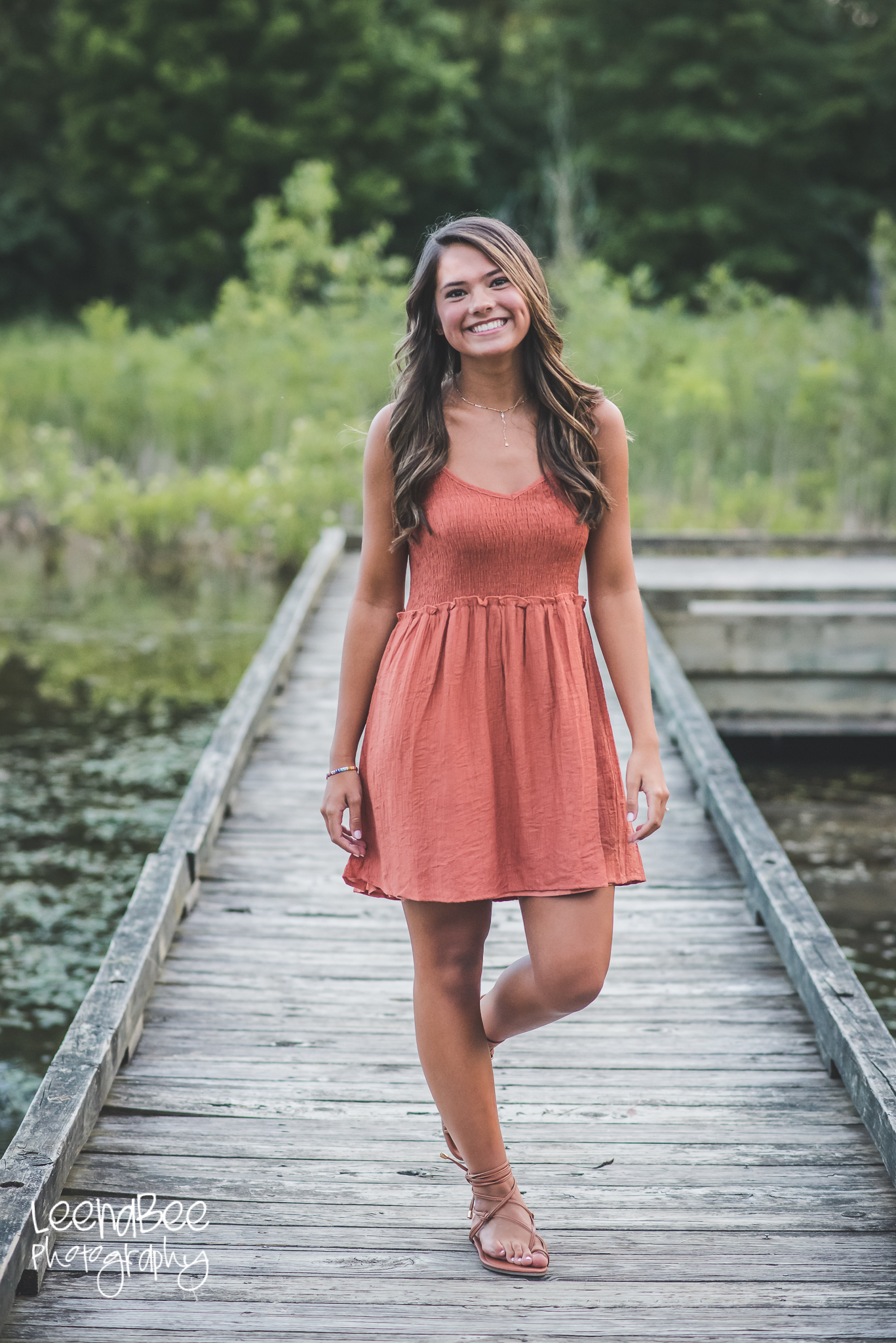 Dublin Olentangy Senior Photography-6